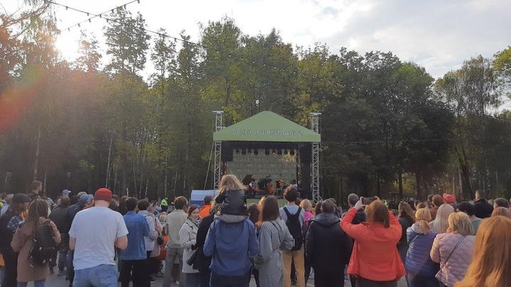 Джазмены Даниил Крамер и Игорь Бутман выступили на фестивале Осень в Швейцарии в Нижнем Новгороде