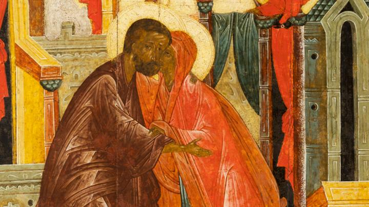 Зачатие праведною Анною Пресвятой Богородицы. Православный календарь на 22 декабря