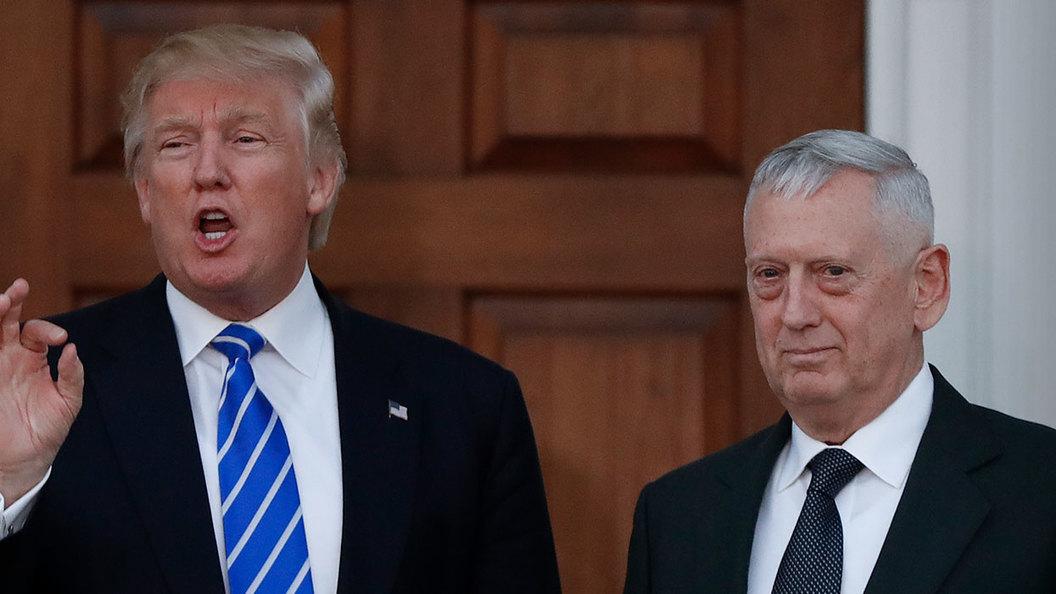 США показывают клыки, но виляют хвостиком