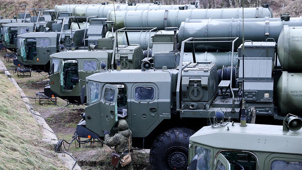 Турция спешит с покупкой Триумфов у России