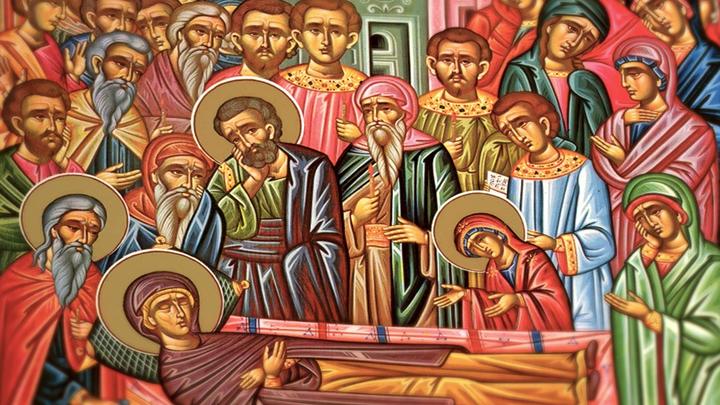 Успение праведной Анны, матери Пресвятой Богородицы. Православный календарь на 7 августа