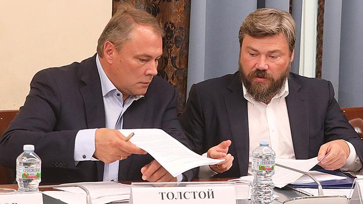 Дактилоскопия и высылка в 24 часа: Пётр Толстой предложил решение проблемы нелегальной миграции