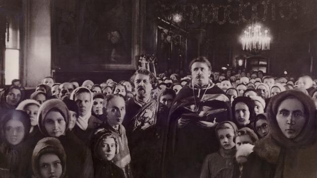 Праздник вместо комендантского часа: Как отмечали Пасху 1942 года