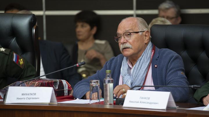 Михалков сбросил маски с глобалистов: Там нет глаз. Почему?