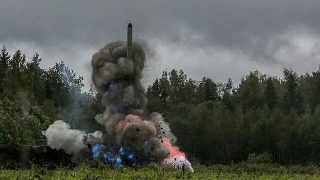 Под Оренбургом запустят «Искандеры» по условному противнику