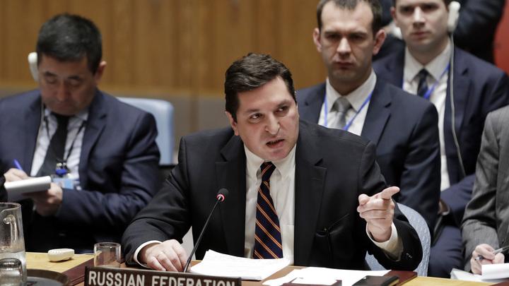 Россия призвала СБ ООН отреагировать на обстрел посольства в Дамаске