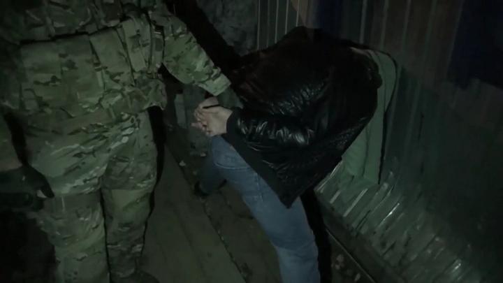 Теракт предотвращен: Сотрудники ФСБ в Петербурге задержали организатора