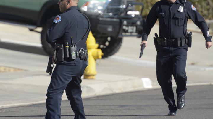 Полиция США задержала у Белого дома вооруженного и невоспитанного сумасшедшего