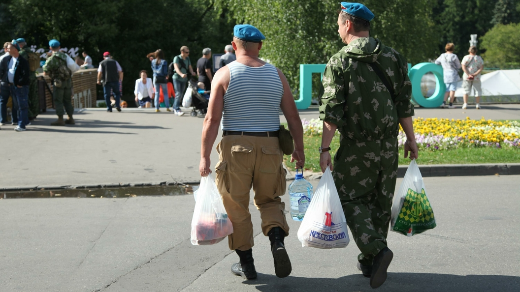 Москву в День ВДВ оставят без алкоголя