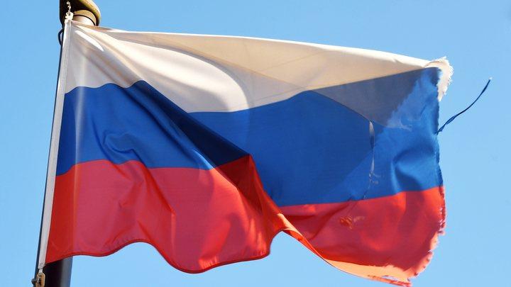 Я не уберу флаг моей нации - величайшей в мире! - организаторам не удалось оскорбить русских в Пхенчхане