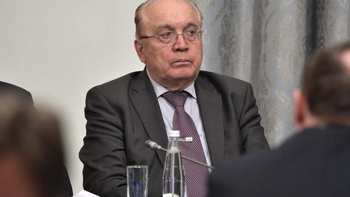 Садовничего в должности ректора МГУ сменит отставник из правительства - источник