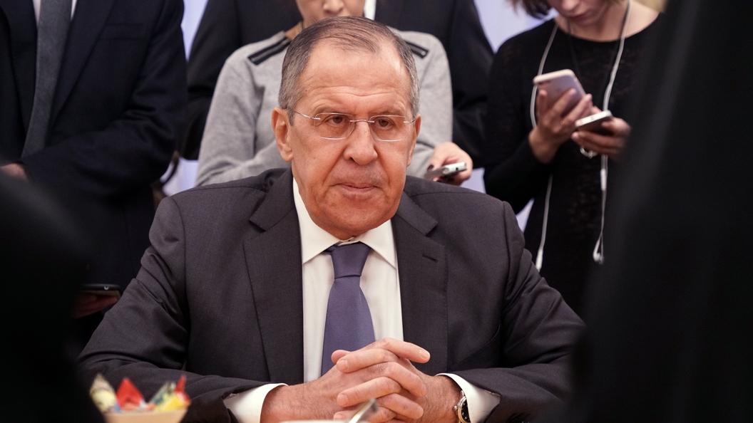 Лавров призвал США отказаться отавантюр ипровокаций вадрес КНДР