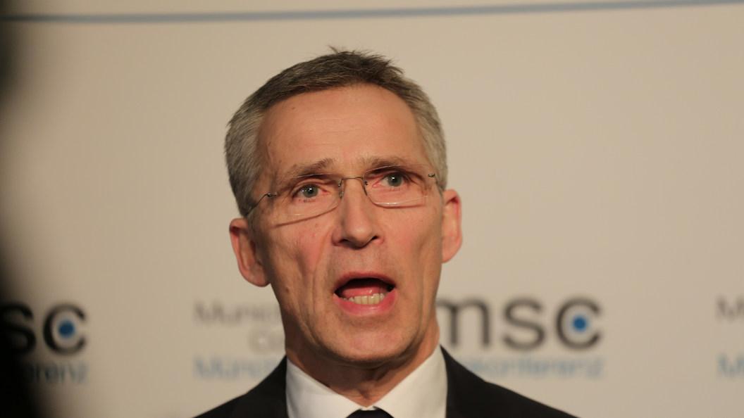 Генеральный секретарь НАТО приветствовал удары поСирии