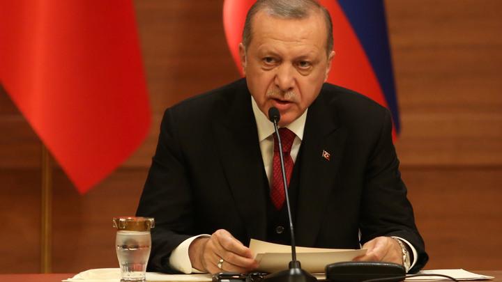 Удар по Сирии перепугал Эрдогана: Президент Турции горячо поддержал ночную атаку Запада