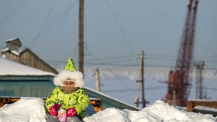 Мороз - минус 60: Аномальные холода зафиксированы в России