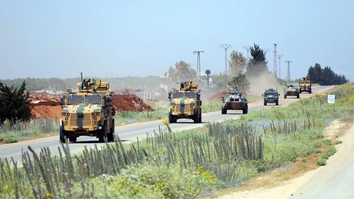 Отлично Калинка-малинка сработала: Позорное поражение патруля США в Сирии подверглось насмешкам