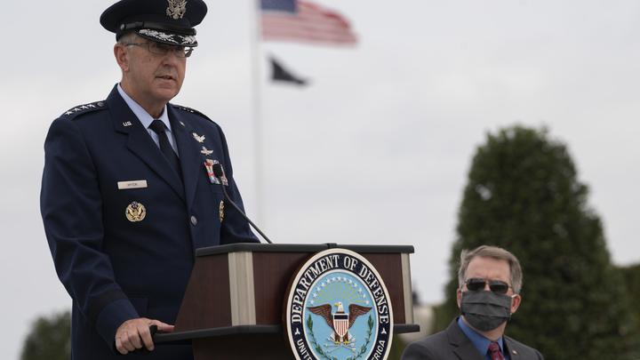 Пентагон почесал репу и...: Баранец о проливном дожде американской брехни