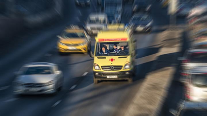 Массовое ДТП в Туле: Больше десятка пострадавших попали в больницу