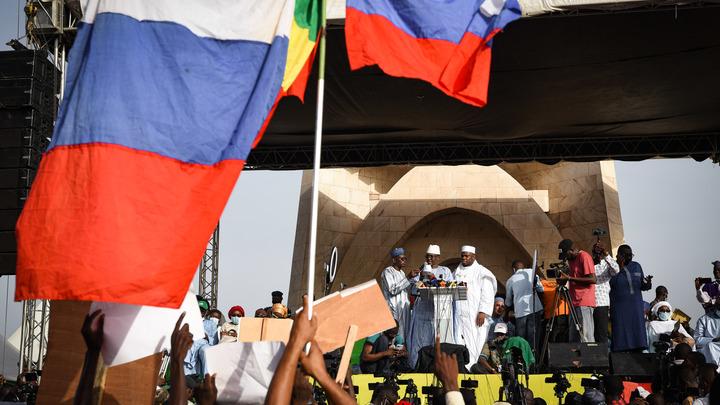 Нас бросили в середине полёта: Премьер Мали объяснил обращение за помощью к русским