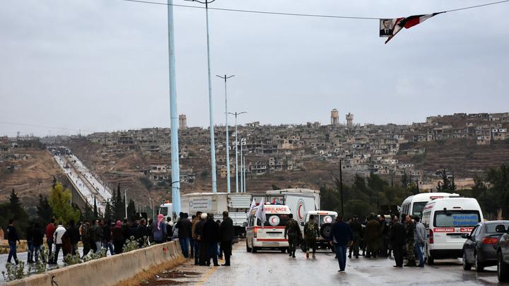 Террористы убили детей в христианском городе сирийской провинции Хама