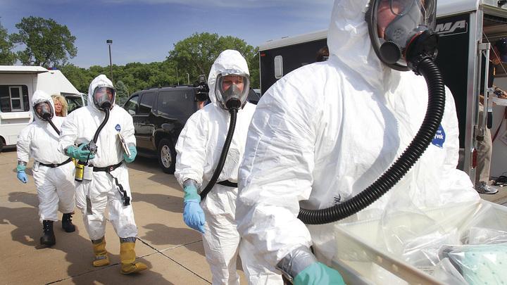 В Одесской области рядом с биолабораторией США произошла вспышка сибирской язвы