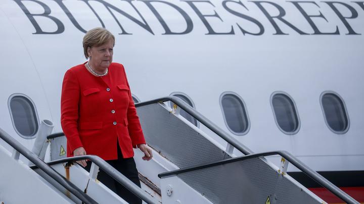 Встречи Меркель на саммите G20 были сорваны по вине Люфтганзы - СМИ