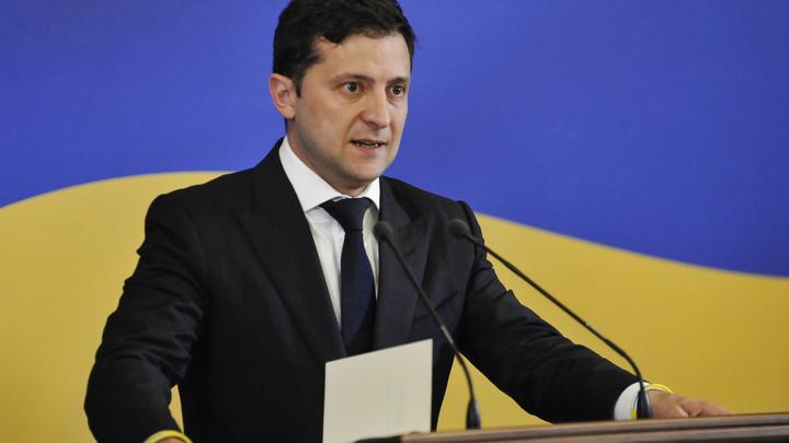 Зеленский показал на видео ржавеющую Украину