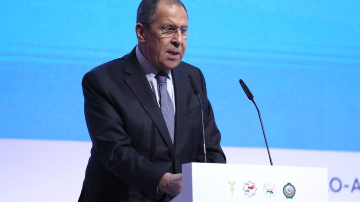 Цена недопонимания будет очень высокой: Лавров предупредил НАТО об опасности бойкота России
