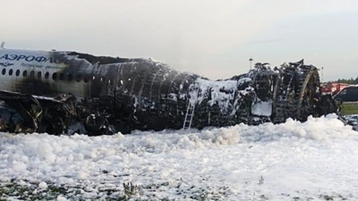 Разработчик - Ходорковский, пилот - Навальный, стюардесса - Собчак: В Сети собрали спецборт для поливающих грязью экипаж и SSJ-100