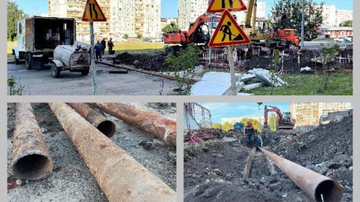 В Кемерове вновь открыт проезд для транспорта по бульвару Строителей