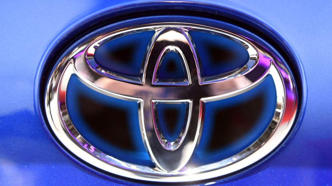 Из-за проблем сподушками безопасности Toyota отзывает 645 тысяч автомобилей