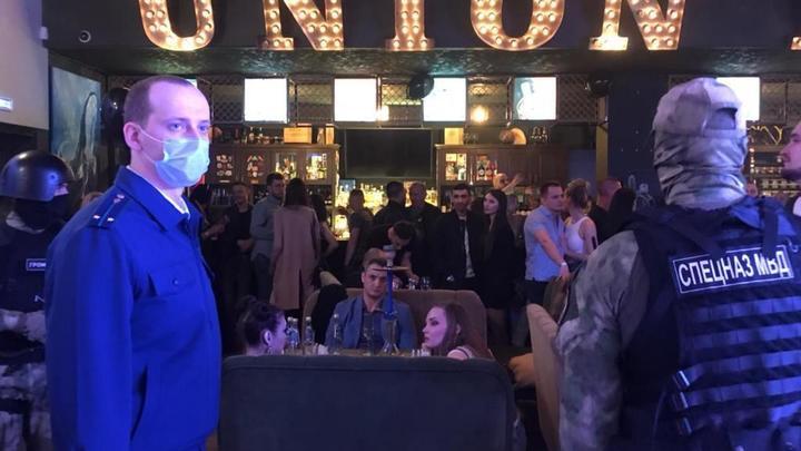 В Тольятти прокуратура и полиция ловили наркоманов в заведении Union bar
