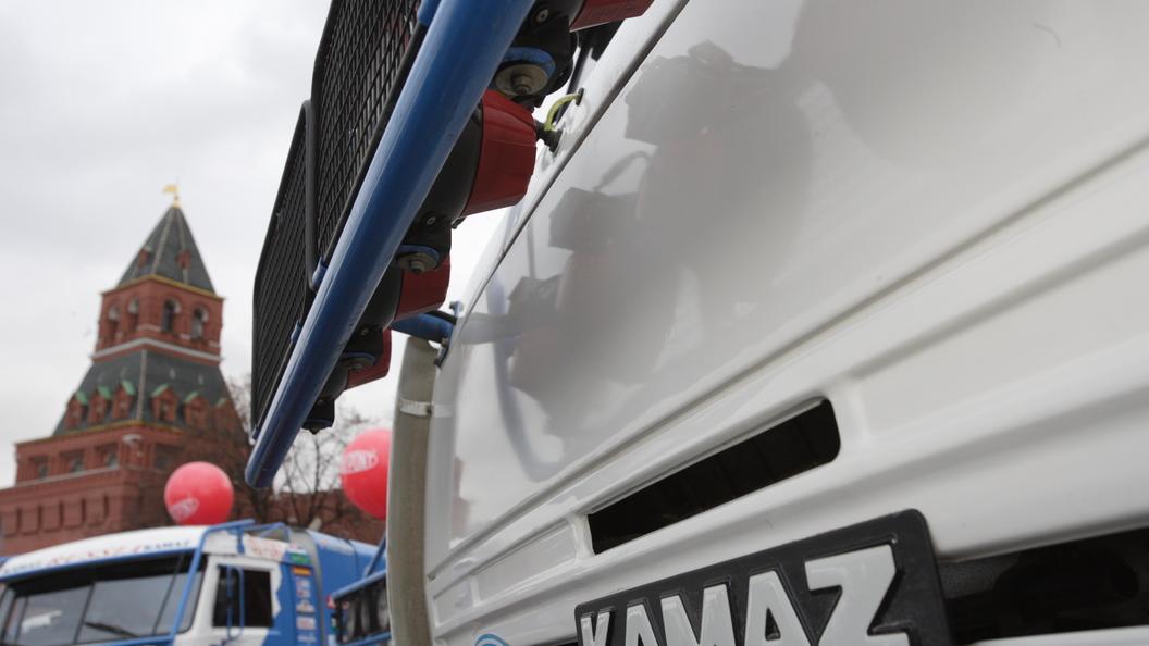 КамАЗ увеличил производство вянваре-мае этого года на7,5%