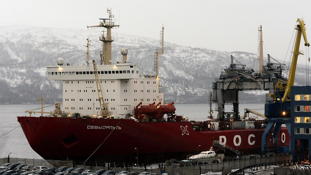Русская проекция силы в Арктике
