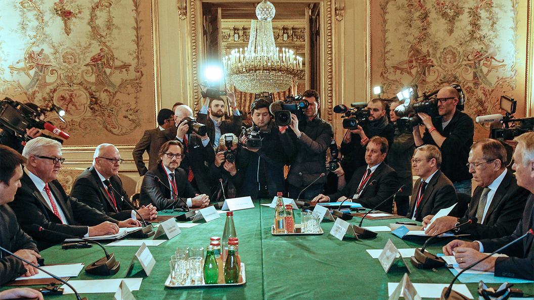 Германия загнала Порошенко в угол