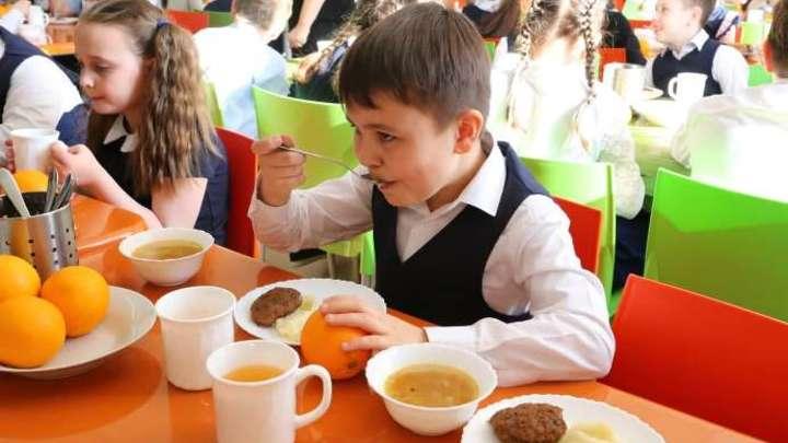 Жители Кузбасса оценили качество бесплатного питания младшеклассников
