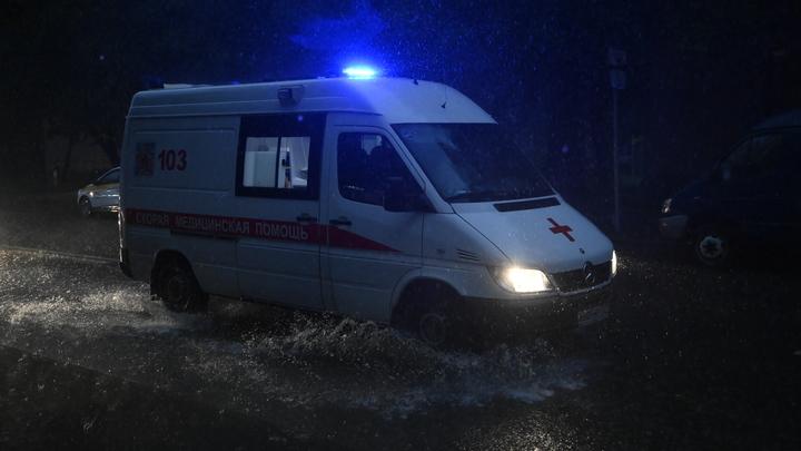Из пруда в Купчино достали полуживого изрезанного мужчину