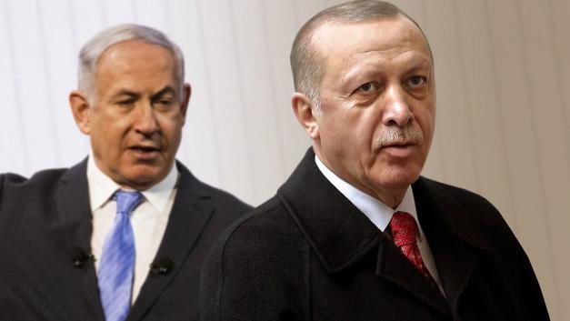 Эрдоган и Нетаньяху перешли на личности