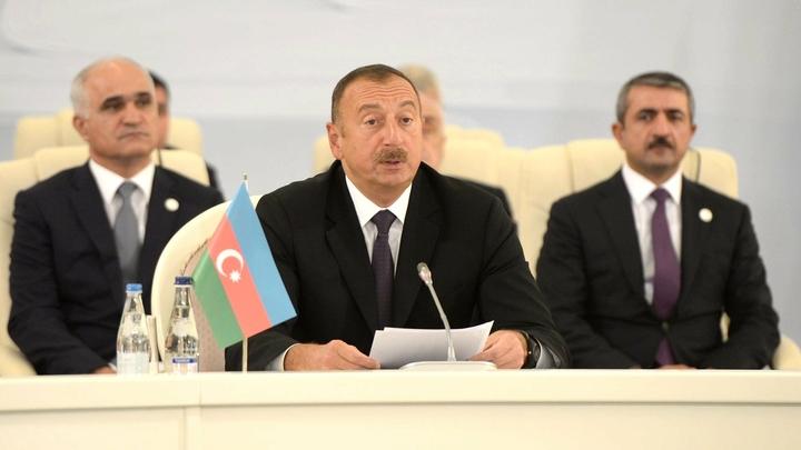 ЦИК Азербайджана официально объявил дату выборов президента