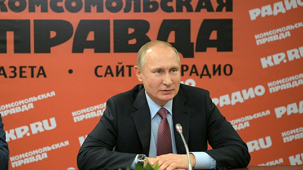 Путин поручил правительству придумать суровое наказание за нападение на медиков