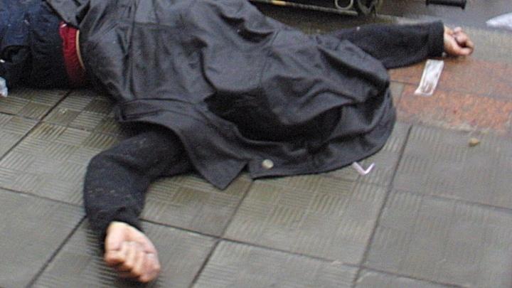 Первые жертвы зимы: В центре Таганрога в один день нашли два замерзших трупа