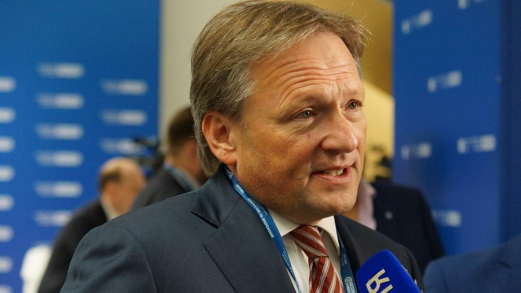 Борис Титов проголосовал навыборах президента вАбрау-Дюрсо