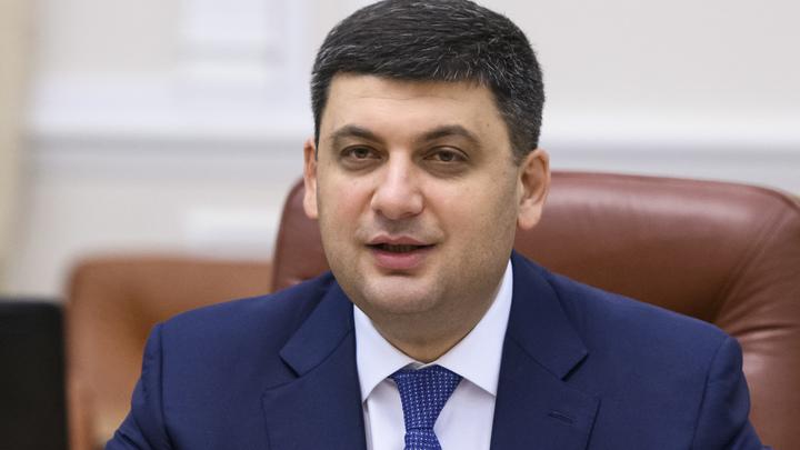 Не хочу, не буду: Премьер-министр Украины прокомментировал скорую отставку