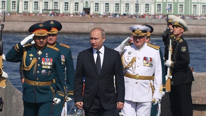 Владимир Путин как воссоздатель русской армии