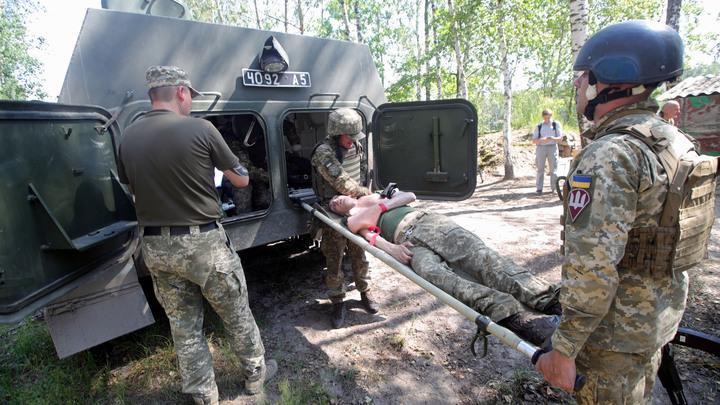 Сумасшедшие все, пьяные, просто идиоты!: Эксперт разгромил заявление ВСУ о сотнях танков на границе