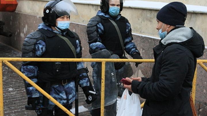 МВД по Забайкалью предупредило о последствиях несанкционированных митингов