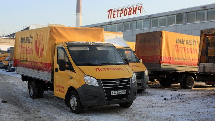В Петербурге ребёнок покатался на грузовике. У папы больше нет работы
