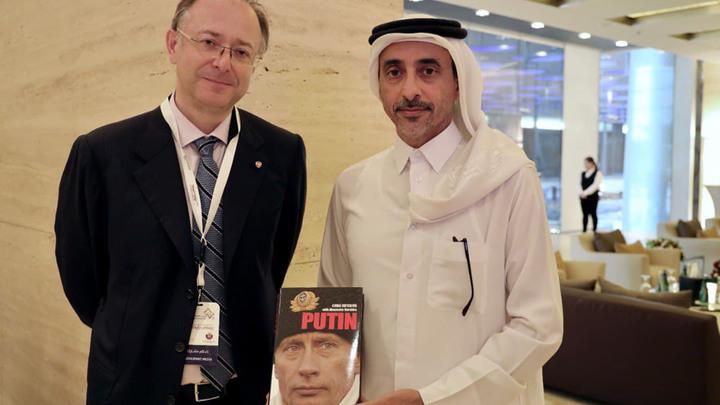 """Соавтор биографии Владимира Путина: """"Я знаю, чей это дворец"""""""