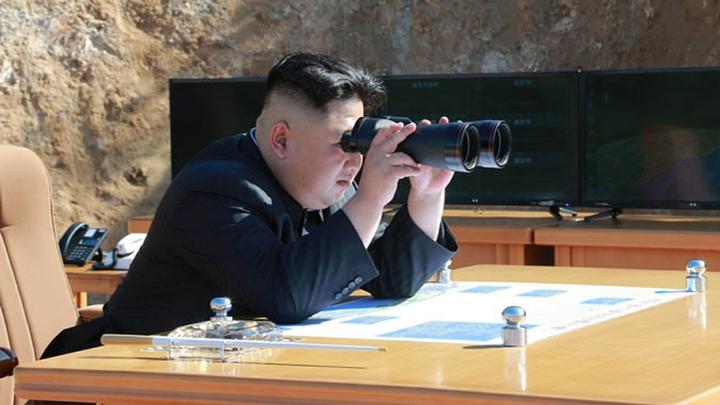 Белый дом поставил условия для личной встречи Ким Чен Ына с Трампом
