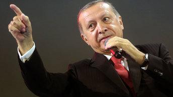 Эрдоган не выдал Меркель ярлык на канцлерство